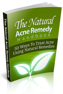 acne natural remedies